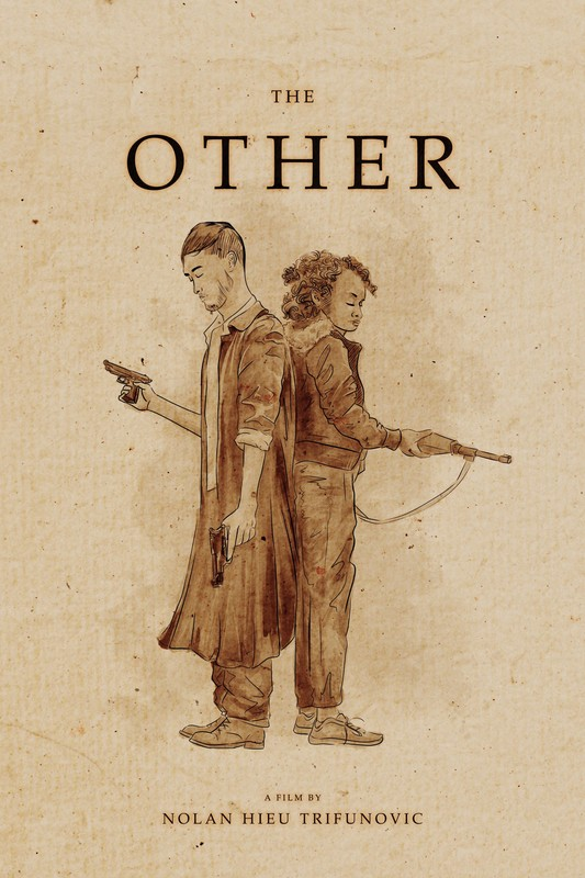 The Other Poster (Portrait)